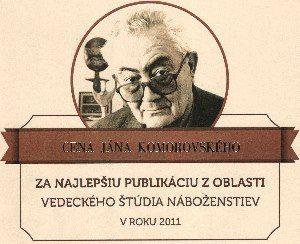 Cena Jána Komorovského