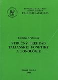 Stručný prehľad talianskej fonetiky